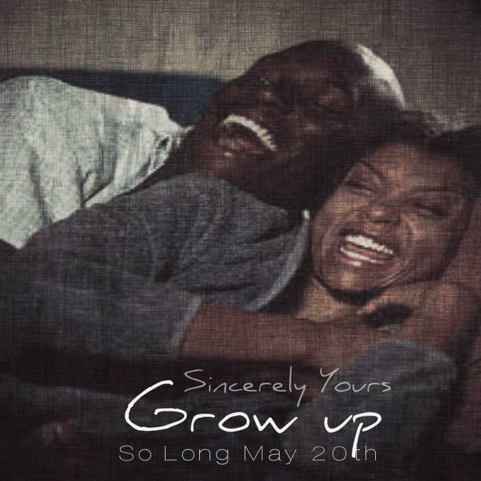 Grow Up(E.P.) cover art