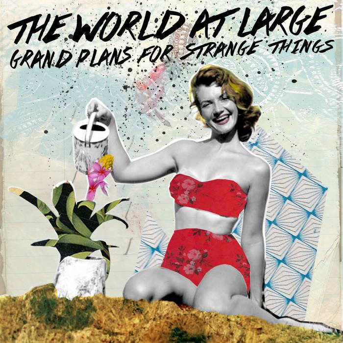 Grand Plans for Strange Things cover art