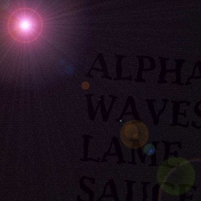 ALPHA WAVES cover art