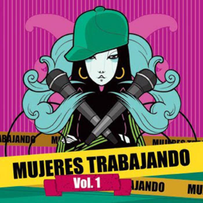 Mujeres Trabajando Vol. 1 cover art