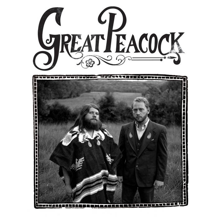 Great Peacock cover art
