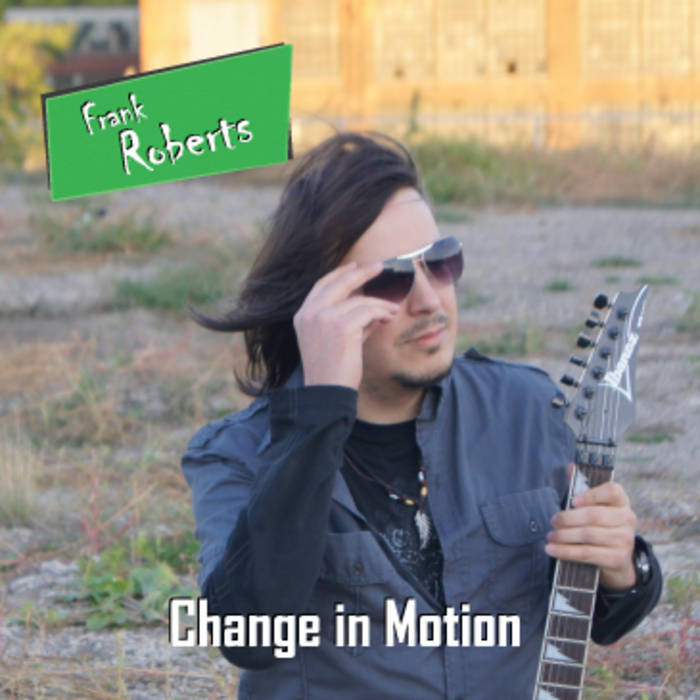 Change in Motion cover art