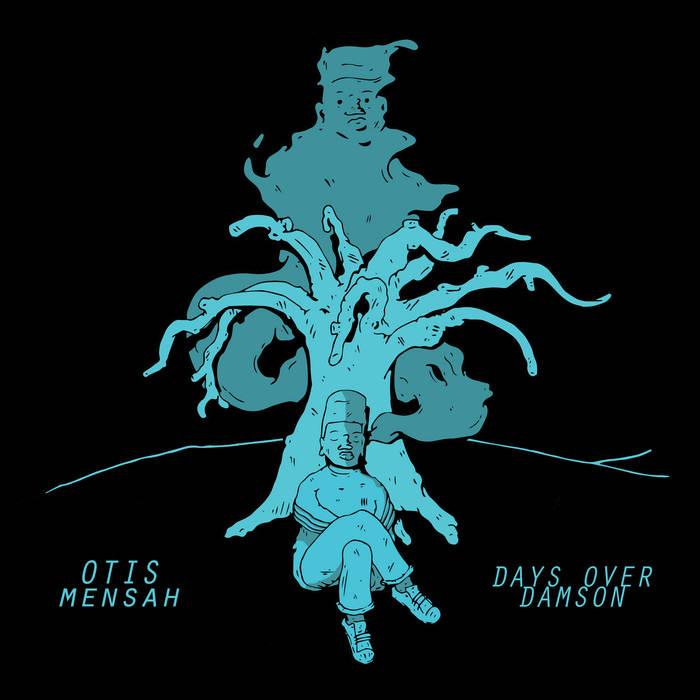 Days over Damson (mixtape) cover art