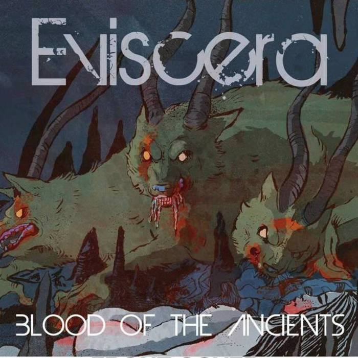 Blood of the Ancients cover art