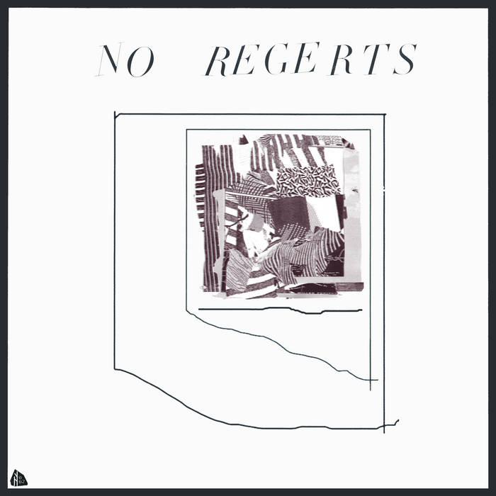 No Regerts cover art