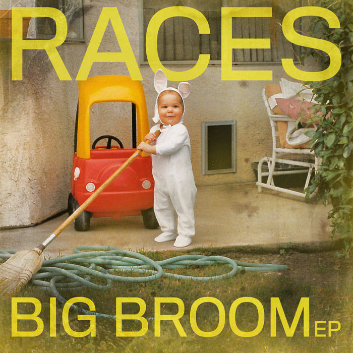 Big Broom EP cover art