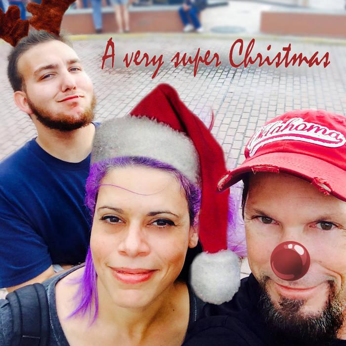 A Very Super Christmas Vol 2 cover art