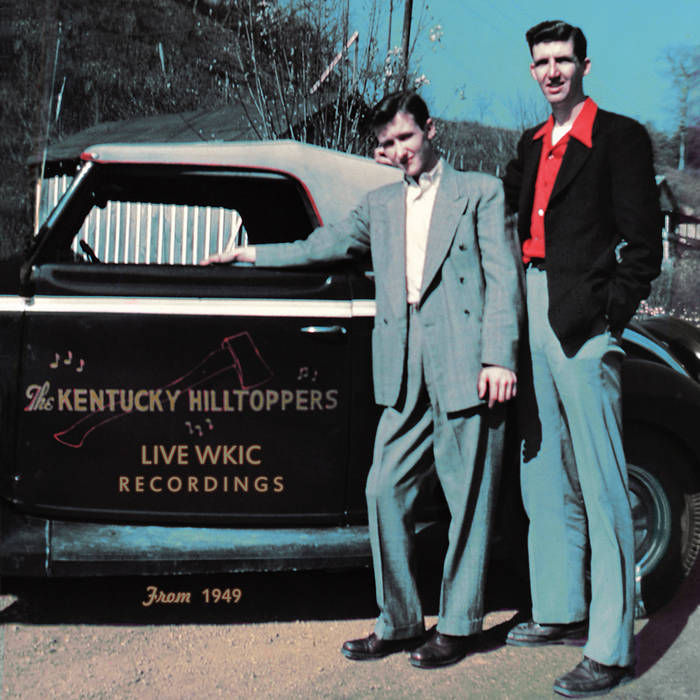 Live WKIC Recordings From 1949 cover art