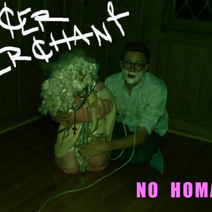 NO HOMAGE (in progress) cover art