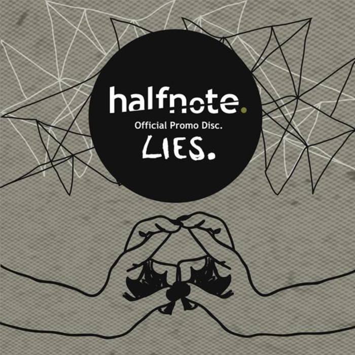 """Lies"" Official EP 2012 cover art"
