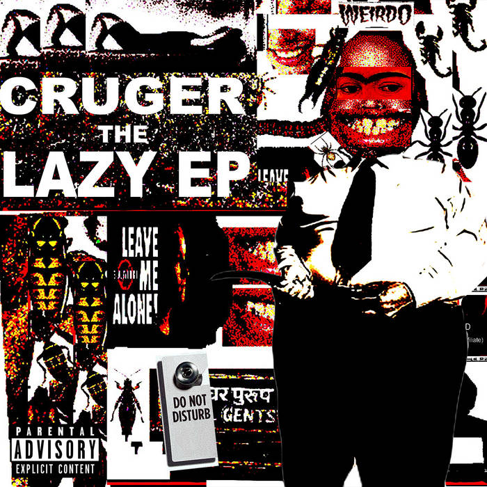 THE LAZY EP cover art