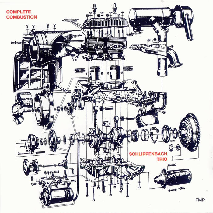 Complete Combustion cover art