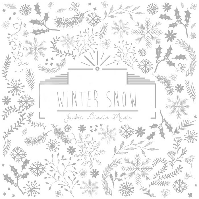 Winter Snow cover art