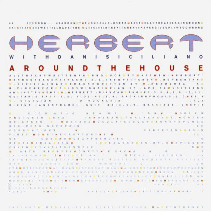 Around The House cover art