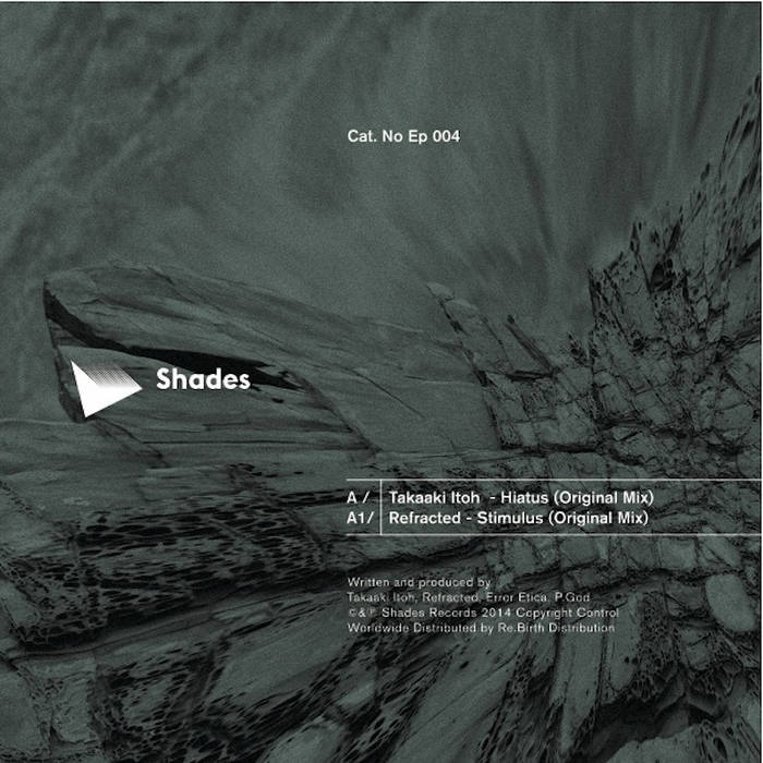 Shades 004 V/A cover art