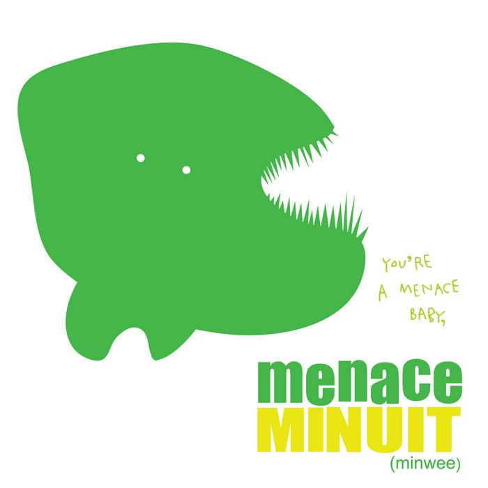 Menace EP cover art