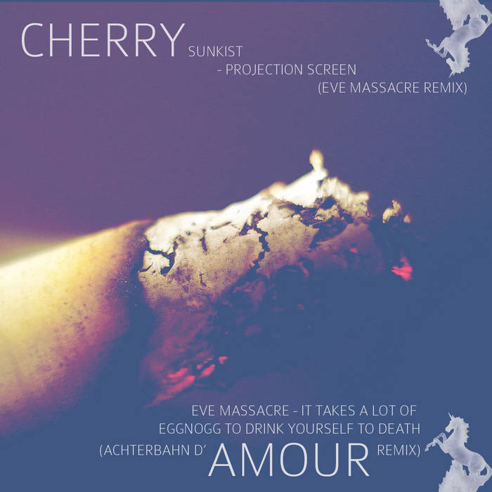 my cherry amour cover art