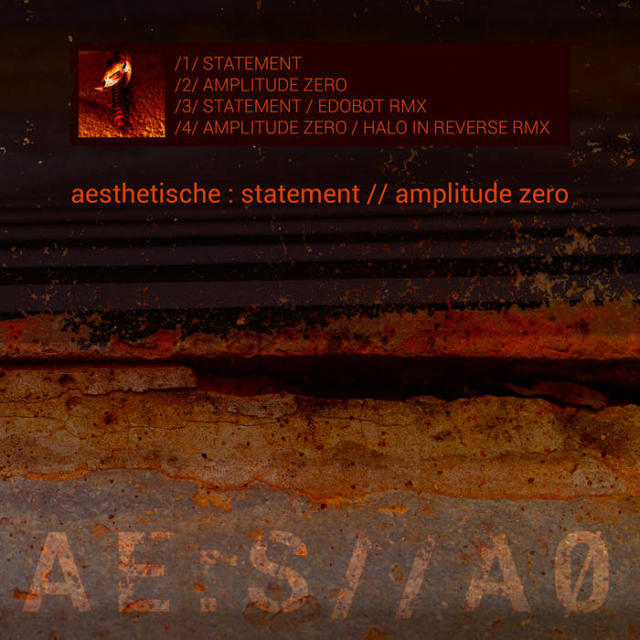 Statement / Amplitude Zero cover art