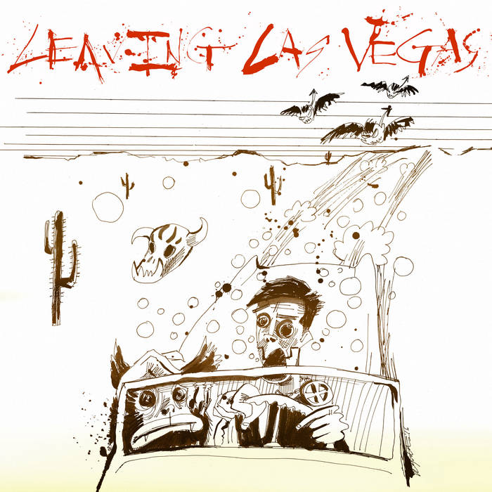 Leaving Las Vegas EP cover art