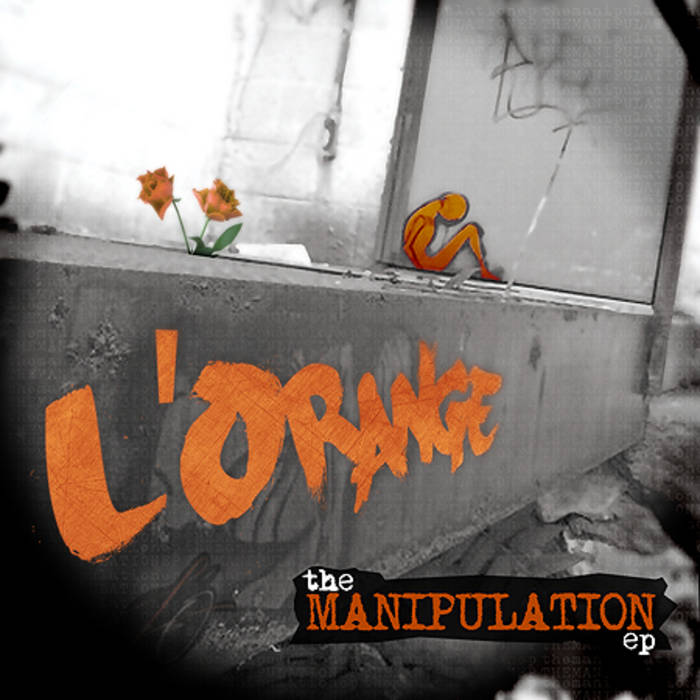 The Manipulation EP cover art