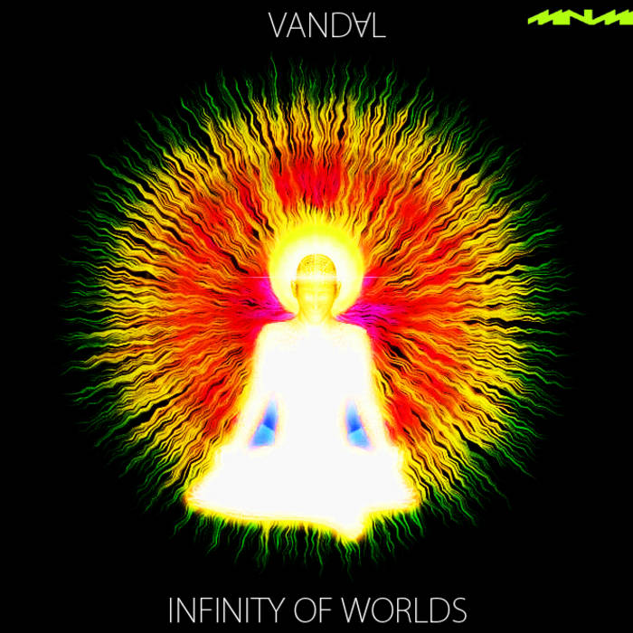 INFINITY OF WORLDS [MNMN RECORDS] cover art