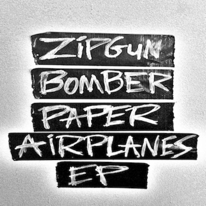 Paper Airplanes Ep cover art