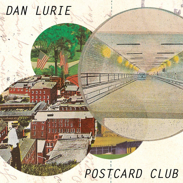 Postcard Club cover art