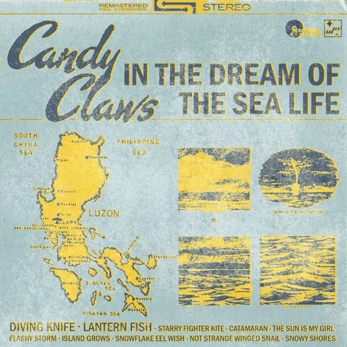 In the Dream of the Sea Life cover art
