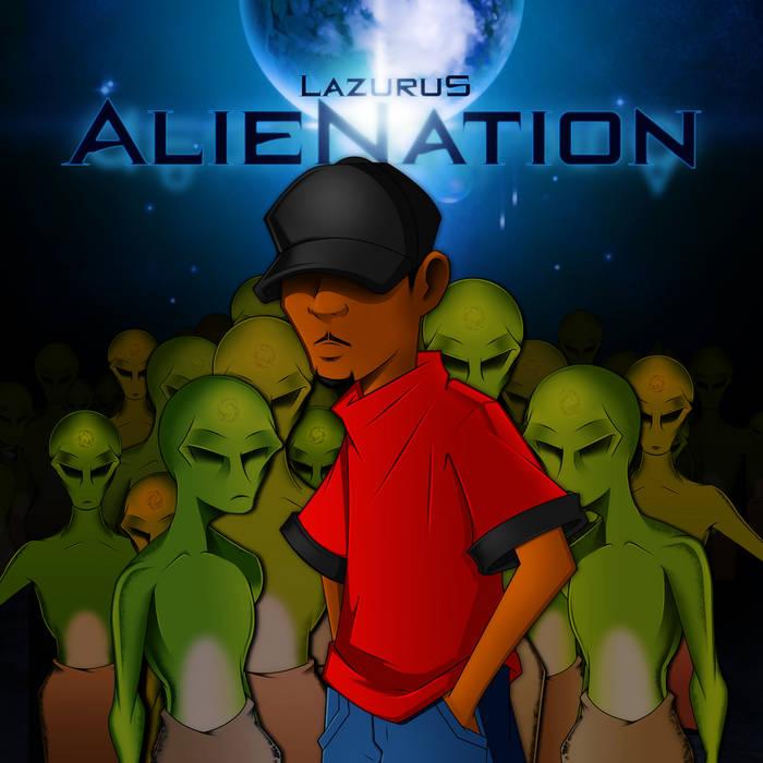 AlieNation cover art