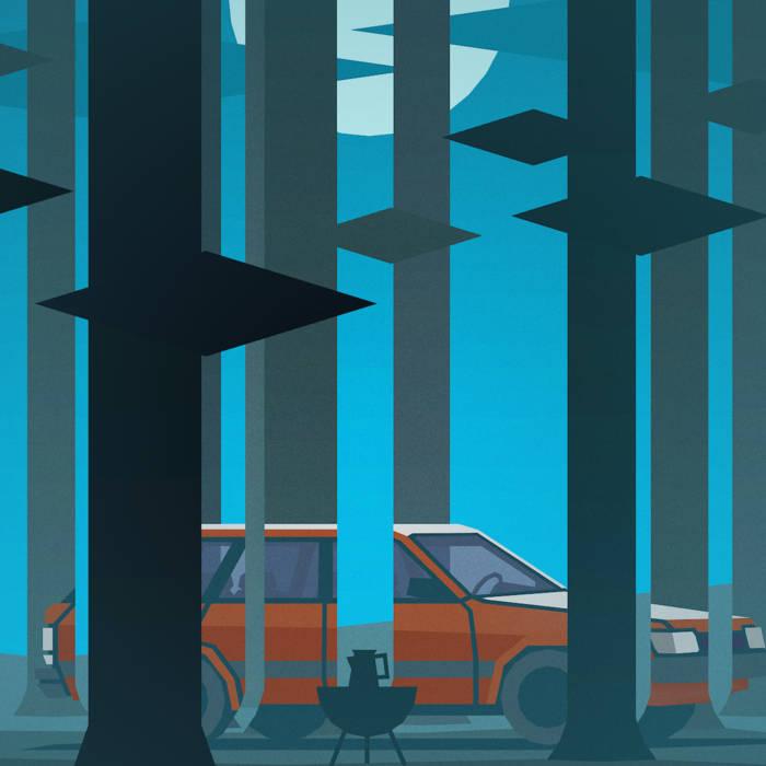 Kentucky Route Zero- Act II cover art