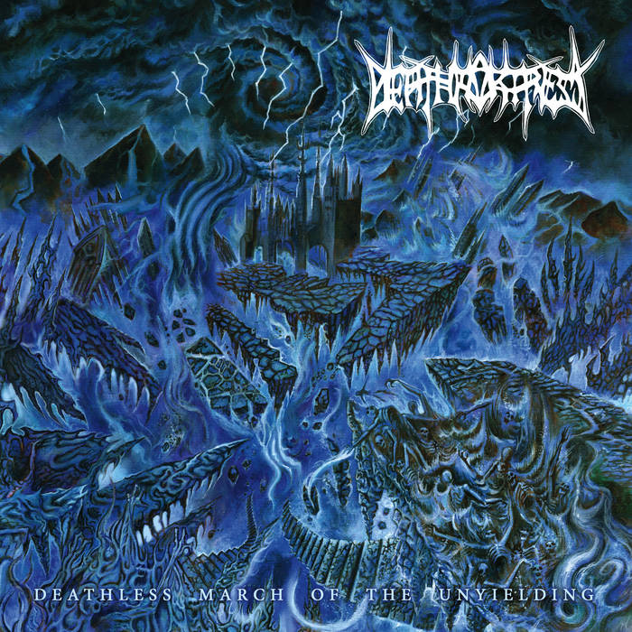 Deathless March of the Unyielding cover art