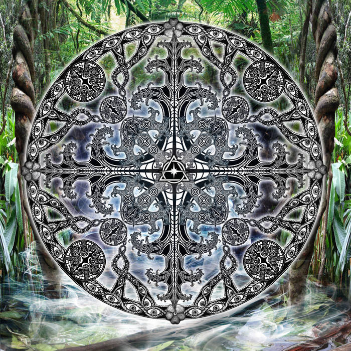 DMT (Ayahuasca mix by Gaudi) cover art