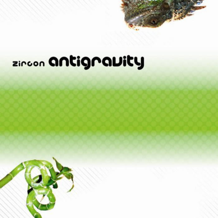 Antigravity cover art