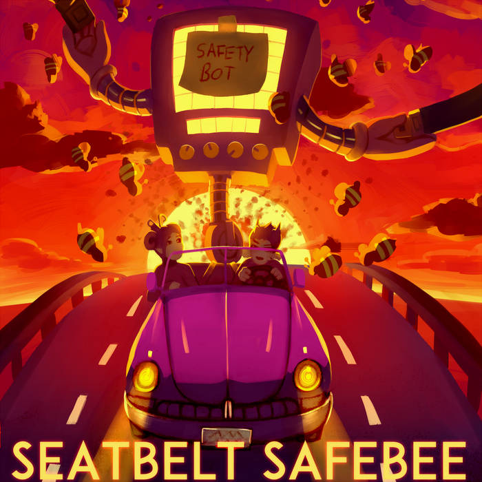 Bee-forus: Seatbelt Safebee cover art