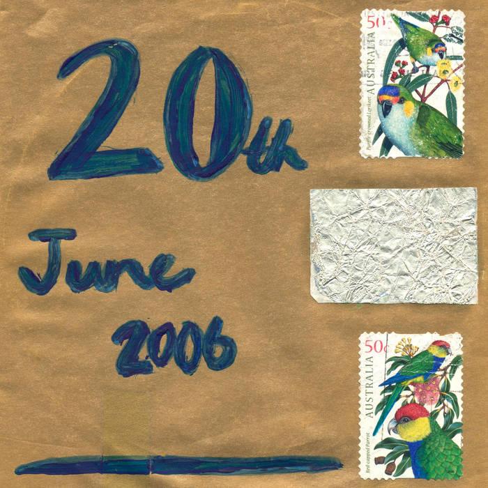 20th June 2006 cover art