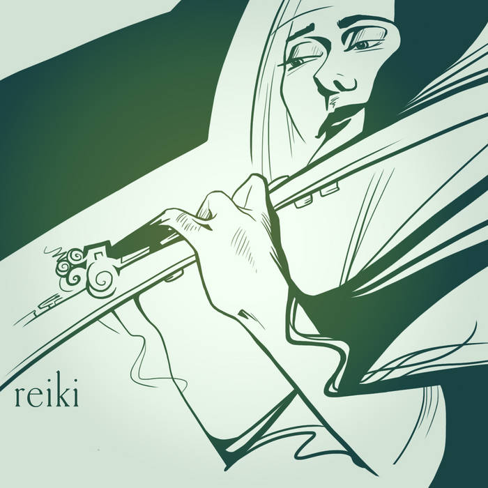 Songs for the Cure '11: Reiki cover art
