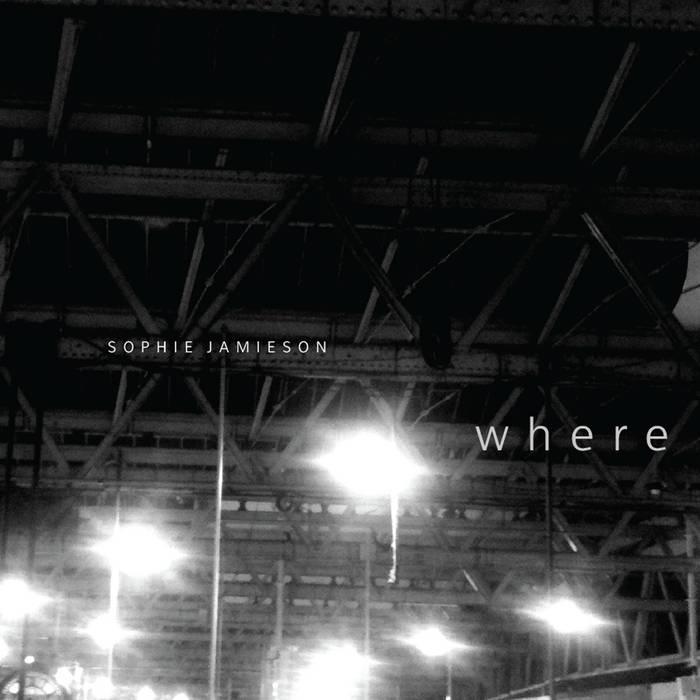 Where EP cover art