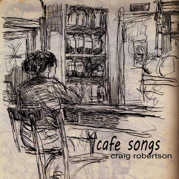 CAFE SONGS cover art
