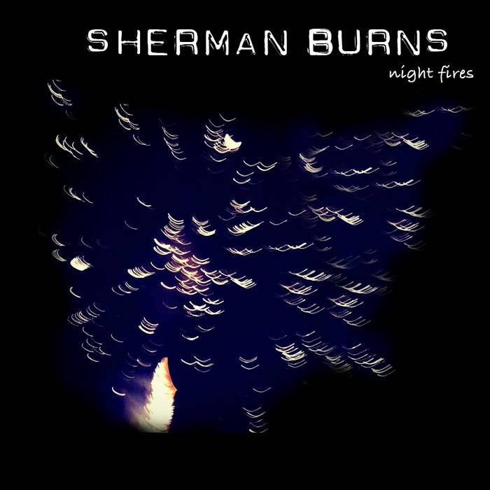 Night Fires EP cover art