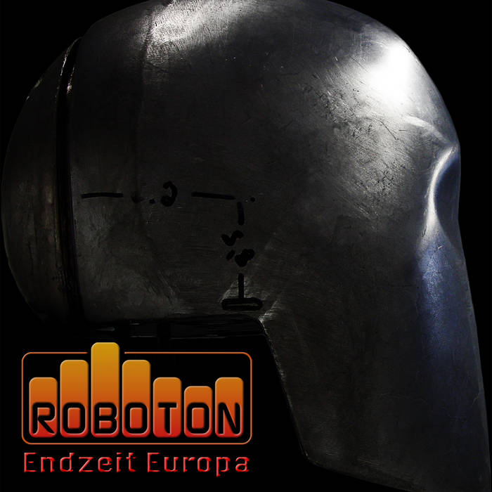 Endzeit Europa cover art