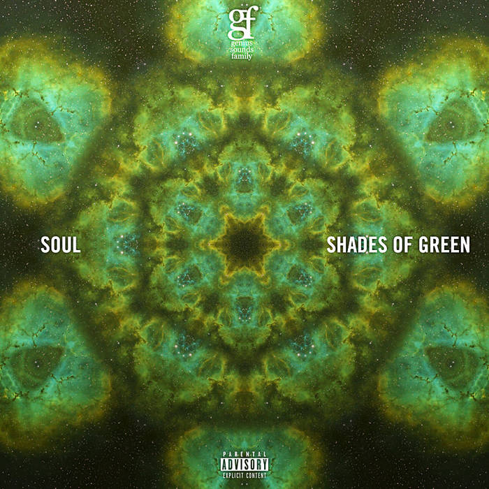 Shades Of Green cover art