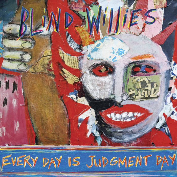 Every Day Is Judgment Day cover art