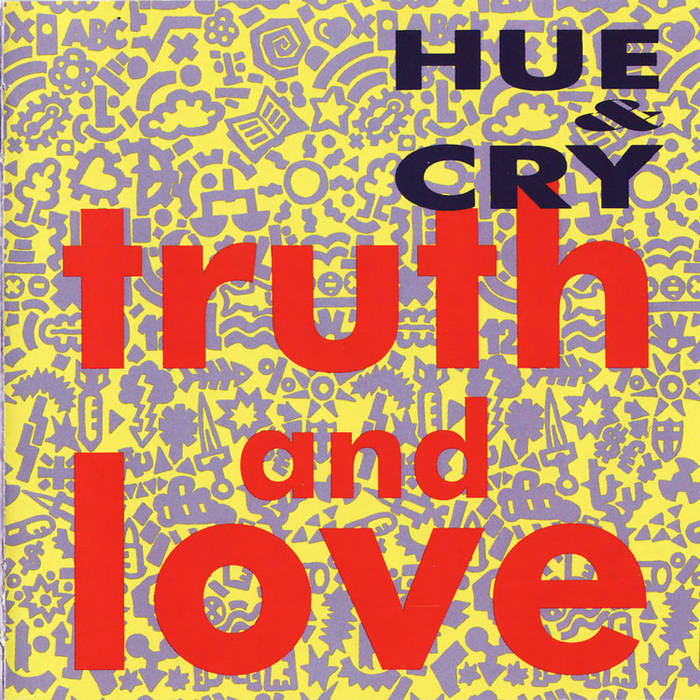 Truth And Love - 1992 cover art