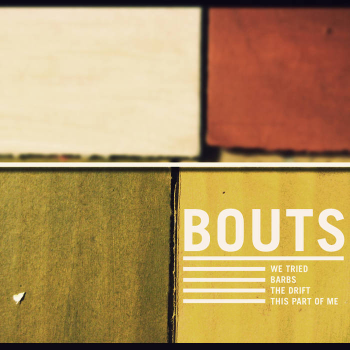 Bouts EP 2011 cover art