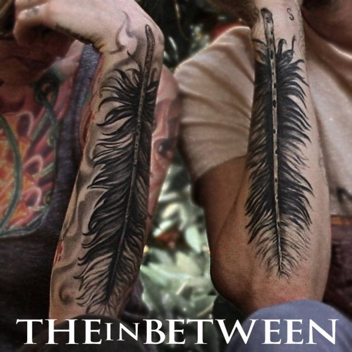 THE IN BETWEEN cover art