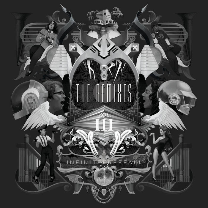 The Remixes, Vol. 3 cover art
