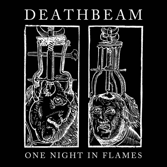 One Night In Flames cover art