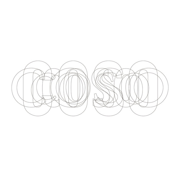 COSO | LP cover art