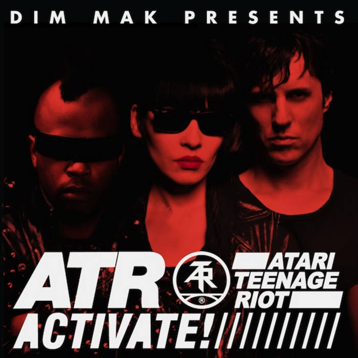 Activate EP cover art