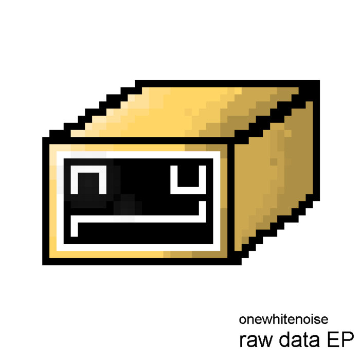 Raw Data EP cover art